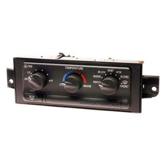ACDelco 15-73901 GM Original Equipment Heating and Air Conditioning Control Panel