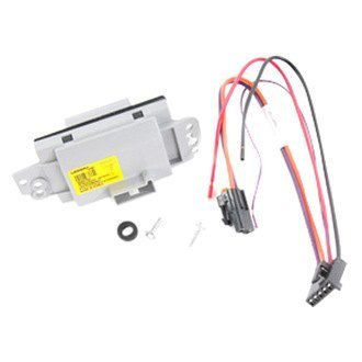 ACDelco® - GM Original Equipment™ Front HVAC Blower Control Module