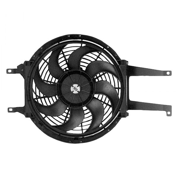 Fans Tractor Supply : Acdelco gm original equipment™ engine cooling fan