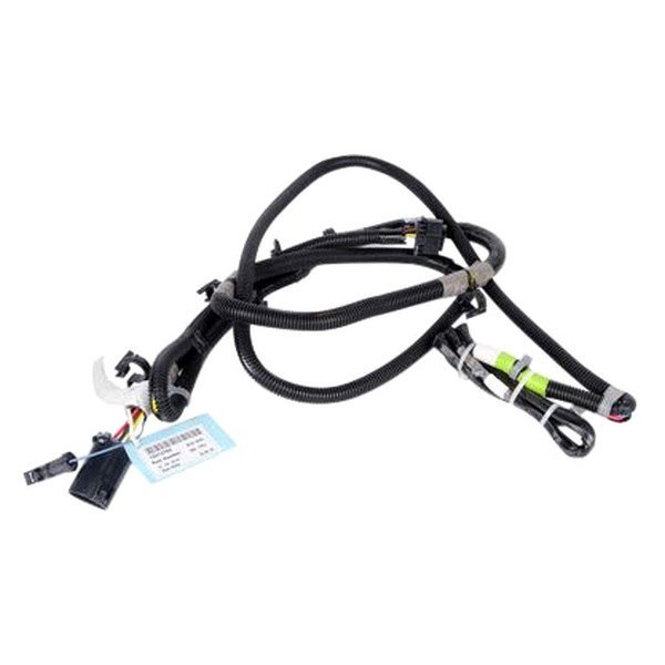 acdelco 174 chevy silverado with cer 5th wheel wiring harness 2007 gm original equipment