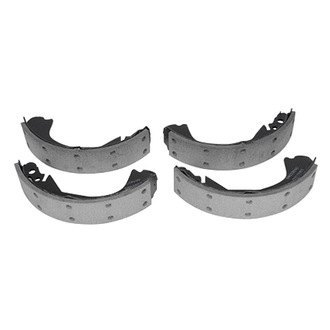 ACDelco® - GM Original Equipment™ Rear Drum Brake Shoes