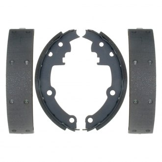 ACDelco® - Professional™ Riveted Rear Drum Brake Shoes
