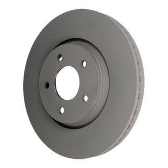 ACDelco® - GM Original Equipment™ Plain Coated Full Cast Brake Rotor
