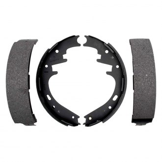 ACDelco® - Professional™ Bonded Rear Drum Brake Shoes