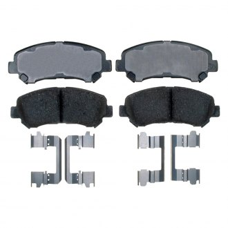 ACDelco® - Professional™ Ceramic Front Brake Pads