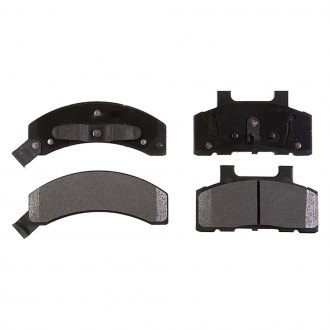 ACDelco® - Professional Durastop™ Semi-Metallic Disc Brake Pads
