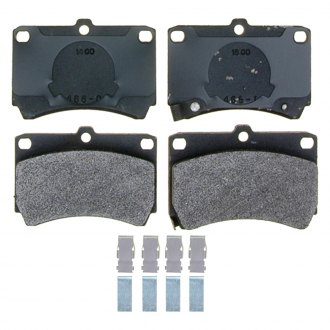 ACDelco® - Professional™ Semi-Metallic Front Brake Pads