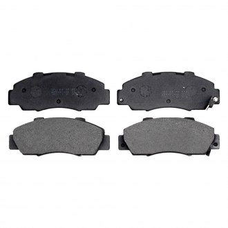 ACDelco® - Professional Durastop™ Front Organic Disc Brake Pads