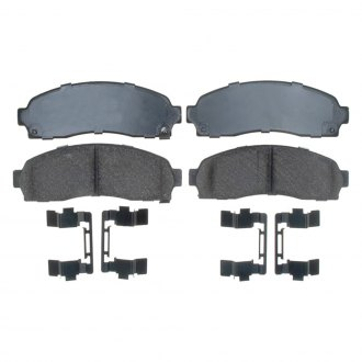ACDelco® - Professional Durastop™ Front Ceramic Disc Brake Pads