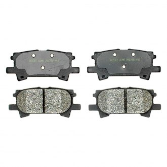 ACDelco® - Professional Durastop™ Rear Semi-Metallic Disc Brake Pads