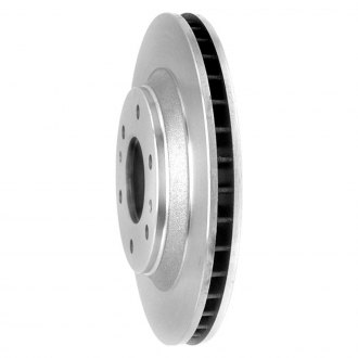 ACDelco® - Advantage™ Plain Full Cast Brake Rotor