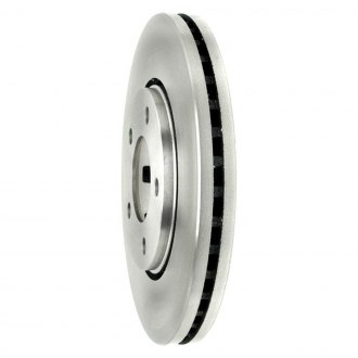 ACDelco® - Advantage™ Plain Full Cast Front Brake Rotor