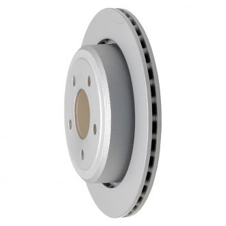 ACDelco® - DuraStop Specialty Plain Brake Rotor Assembly