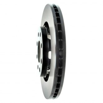 ACDelco® - Professional™ Plain Full Cast Front Brake Rotor