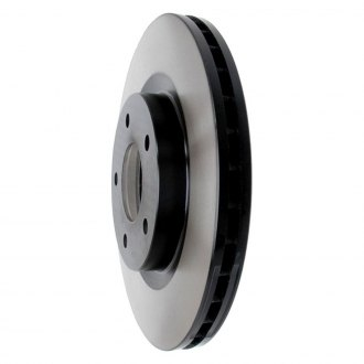 ACDelco® - Professional Durastop™ Front Plain Rotor
