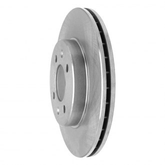 ACDelco® - Advantage™ Plain Non-Coated Front Brake Rotor