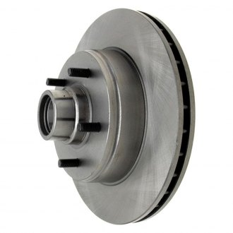 ACDelco® - Advantage™ Plain Non-Coated Front Brake Rotor and Hub Assembly