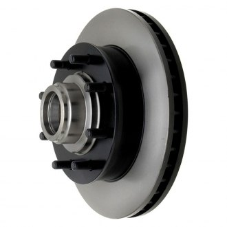 ACDelco® - Professional™ 1-Piece Front Brake Rotor and Hub Assembly