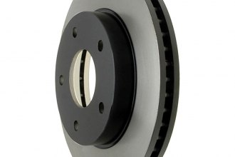 ACDelco® - Professional™ 1-Piece Front Brake Rotor
