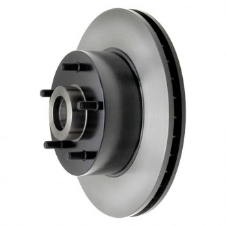 ACDelco® - Professional™ Plain Front Brake Rotor and Hub Assembly