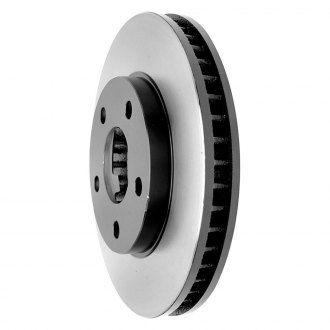 ACDelco® - Professional™ Plain Front Brake Rotor