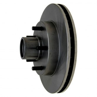 ACDelco® - Advantage™ Plain Front Brake Rotor and Hub Assembly