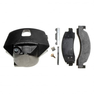 ACDelco® - Professional™ Remanufactured Front Passenger Side Disc Brake Caliper