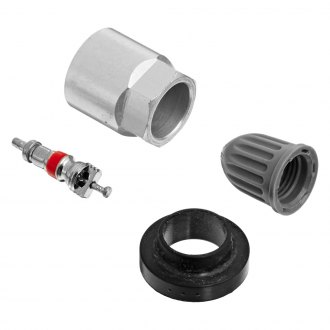 ACDelco® - GM Original Equipment™ Tire Valve Kit with Cap, Core, Grommet and Nut