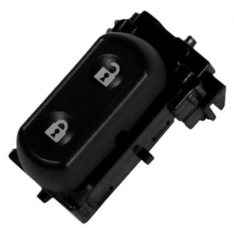 ACDelco® - GM Original Equipment™ Ebony Door Lock Switch