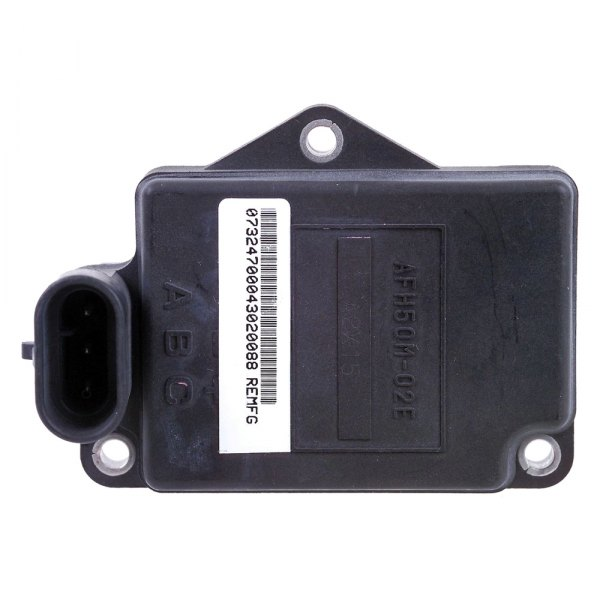 ACDelco® - Professional™ Remanufactured Black and Silver Mass Air Flow Sensor