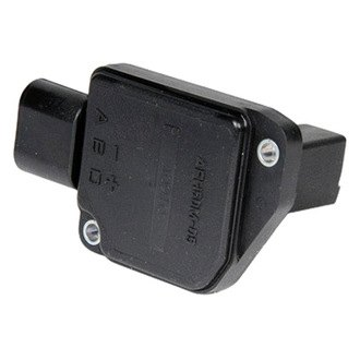 ACDelco® - GM Original Equipment™ Black and Silver Mass Air Flow Sensor