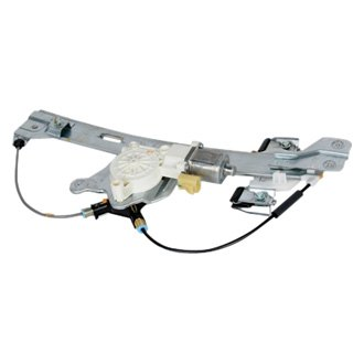 ACDelco® - GM Original Equipment™ Rear Window Regulator and Motor Assembly