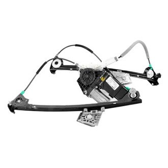 ACDelco® - GM Original Equipment™ Front Driver Side Power Window Regulator and Motor Assembly