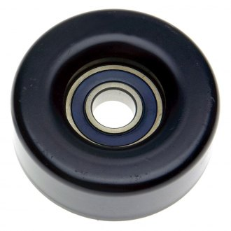 ACDelco® - Professional™ Steel A/C Drive Belt Idler Pulley