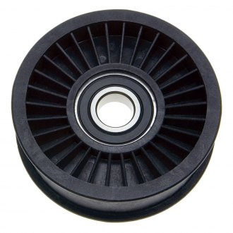 ACDelco® - Professional™ Smooth/Backside Thermoplastic Flanged Idler Pulley