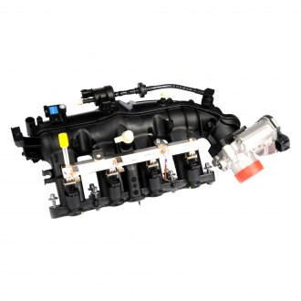 ACDelco® - GM Original Equipment™ Intake Manifold Kit with Throttle Body, Multi-Port Fuel Injector and Fuel Rail