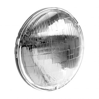 "ACDelco® - 7"" Round Chrome Factory Style Sealed Beam Headlight"