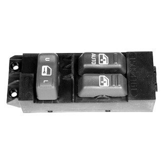 ACDelco® - GM Original Equipment™ Gray Door Lock and Window Switch