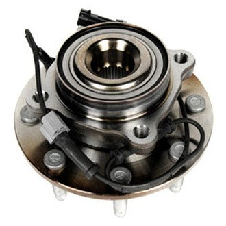 ACDelco® - GM Original Equipment™ Front Wheel Bearing and Hub Assembly