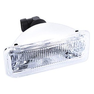 "ACDelco® - 2.8x5.5"" Rectangular Chrome Factory Style Sealed Beam Headlight"