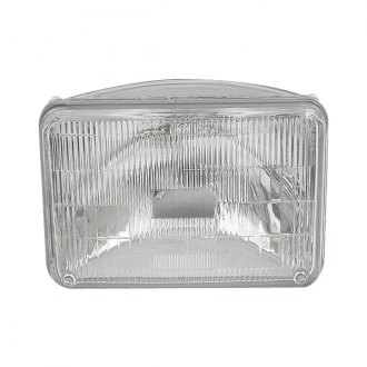 "ACDelco® - 4x6"" Rectangular Chrome Factory Style Sealed Beam Headlight"