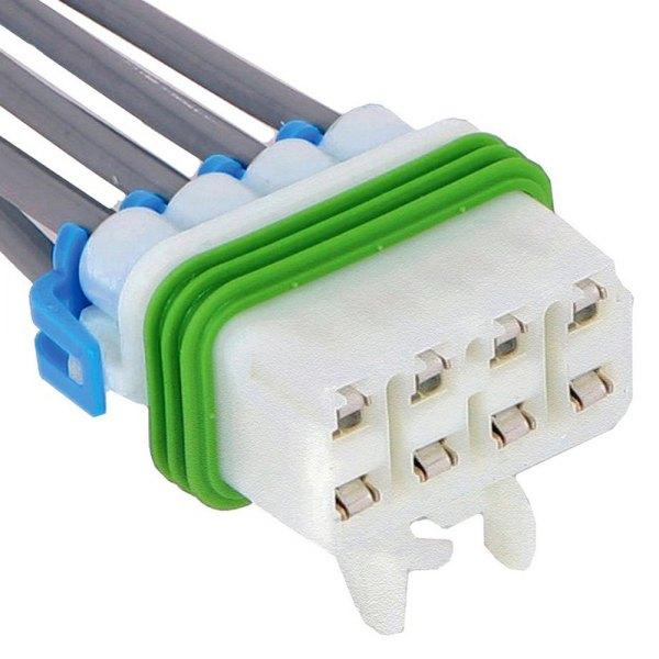 ACDelco® PT1176 - GM Original Equipment™ Body Wiring Harness ConnectorCARiD.com