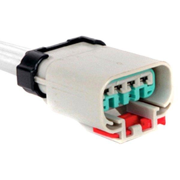 Multi Wire Connector | Acdelco Pt1402 Gm Original Equipment Multi Purpose Wire Connector