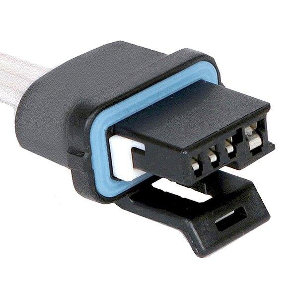 acdelco pt1742 gm original equipment alternator connector rh carid com Lucas Elektric Alternator Wiring Delco Alternator Wiring