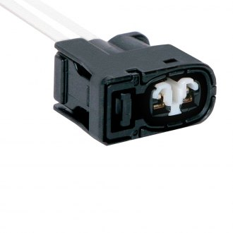 ACDelco® - GM Original Equipment™ Black Intake Manifold Tuning Valve Solenoid Pigtail