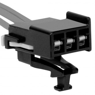 ACDelco® - GM Original Equipment™ 3-Pin Female Parking Brake Module Connector