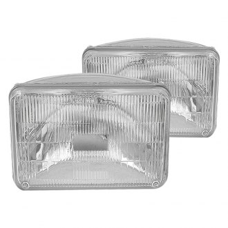 ACDelco® - Rectangular Factory Style Sealed Beam Headlights