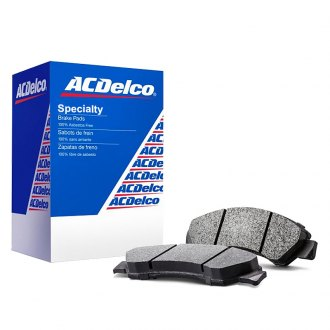 ACDelco® - Specialty™ Semi-Metallic Disc Brake Pads