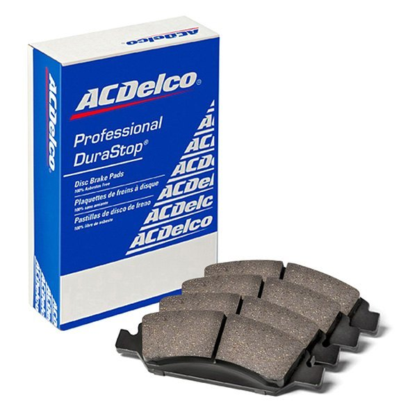 ACDelco® - Professional™ Ceramic Front Disc Brake Pads