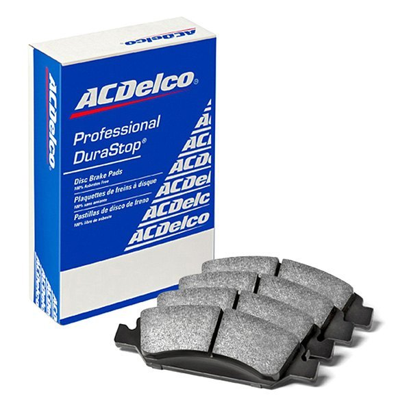 ACDelco® - Professional™ Organic Rear Disc Brake Pads